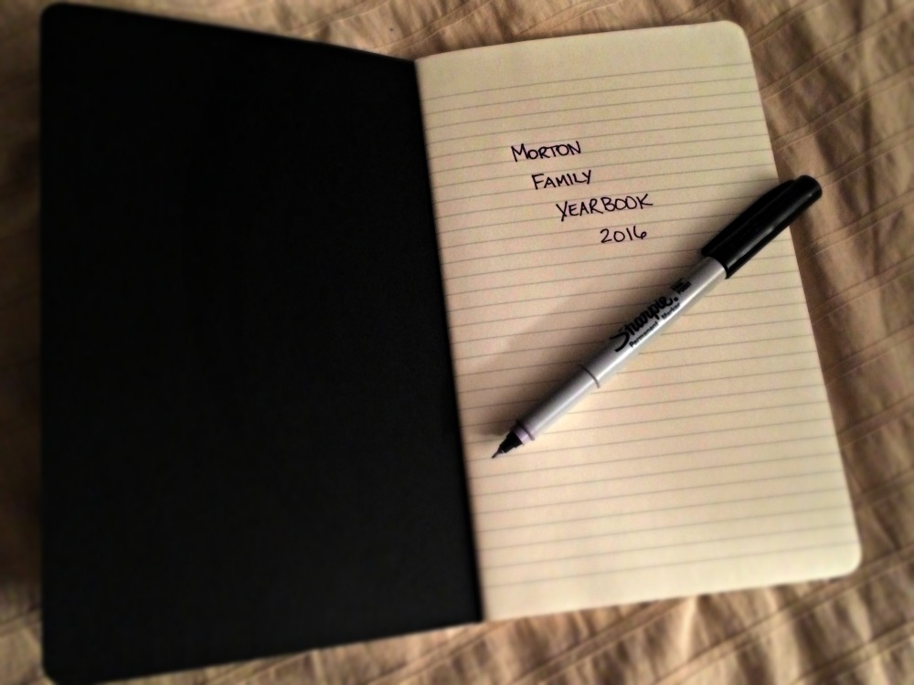 morton family yearbook