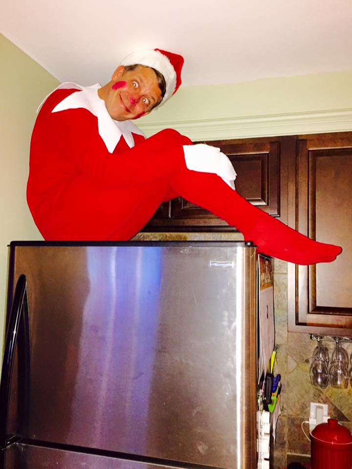 Life Size Elf On The Shelf He S Back 2016 Pickle